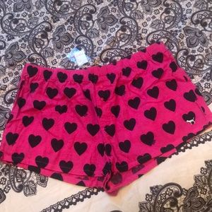 PINK Pajama Shorts